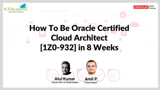 FREE Masterclass] Become [1Z0-932] Oracle Certified Cloud