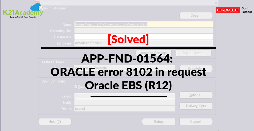 Apps DBA Archives - Page 2 of 7 - Oracle Trainings for Apps