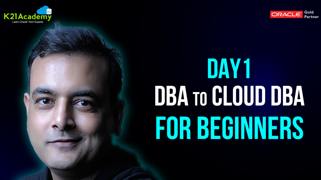 DBA to cloud DBA For Beginners