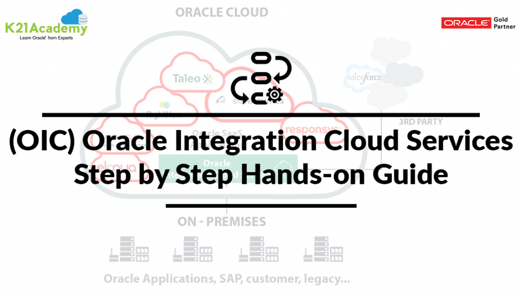 Oracle Integration Cloud Services (OIC) Training: Step By Step