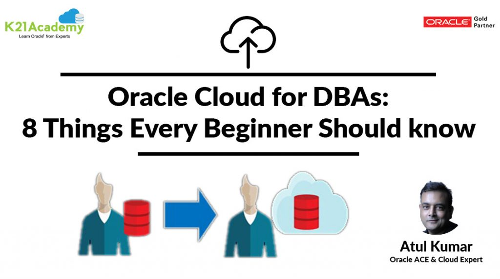 Oracle Cloud for DBAs