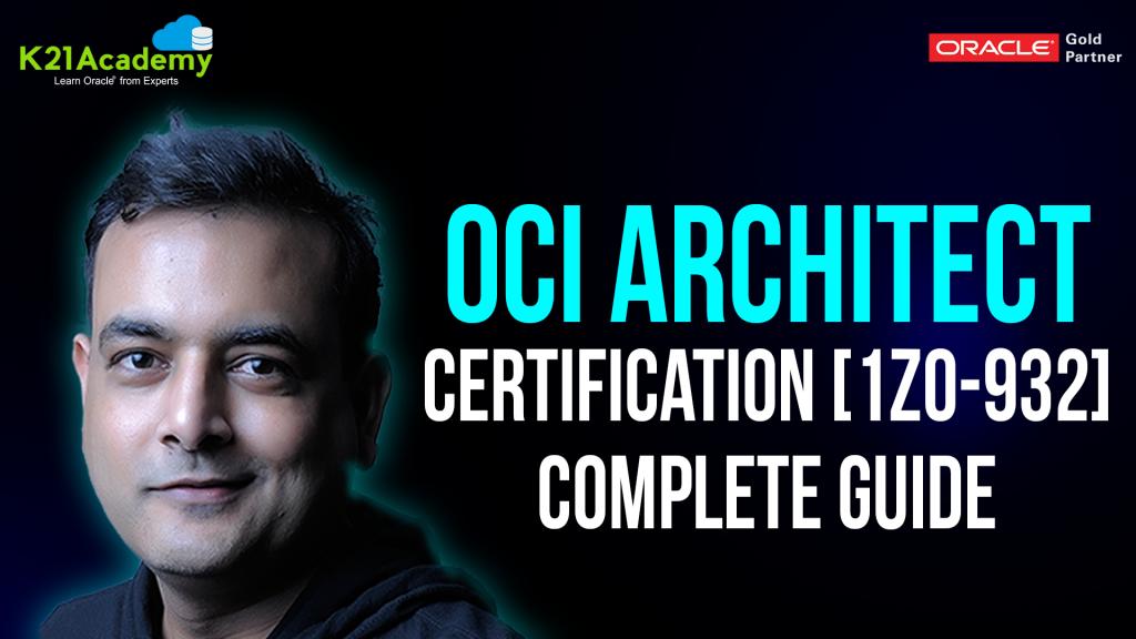 [1Z0-932] Certification