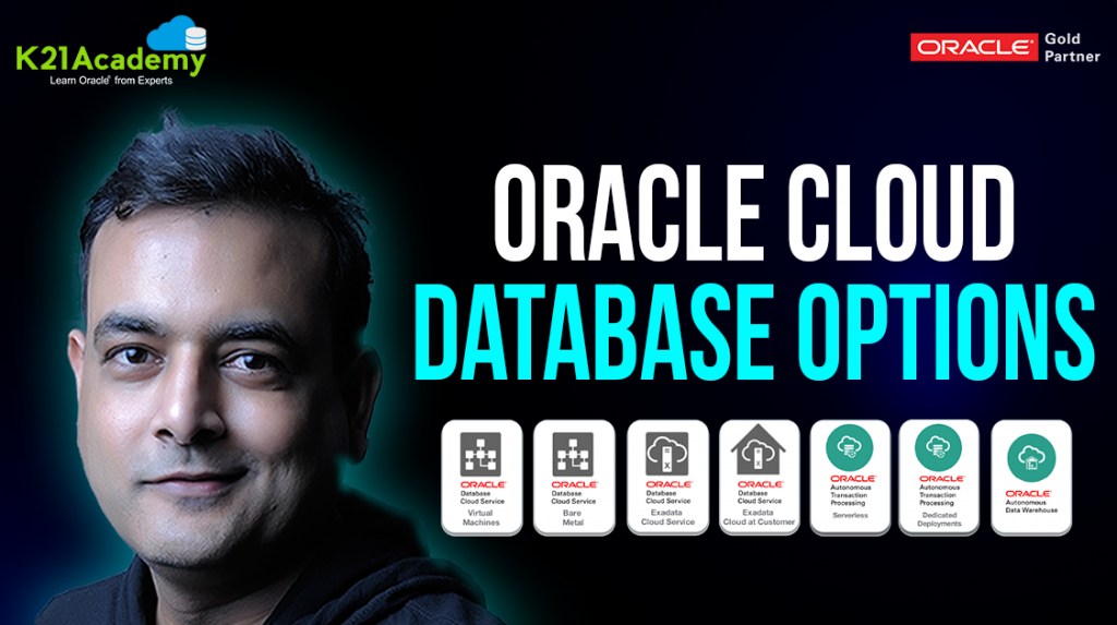 Database Options in Oracle Cloud