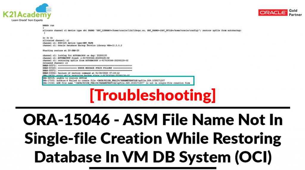 VM DB System