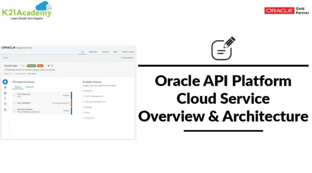 oracle API