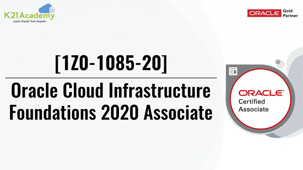 Oracle Cloud Infrastructure Foundations