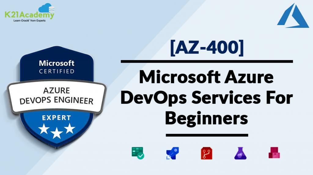 Azure DevOps Services for beginners