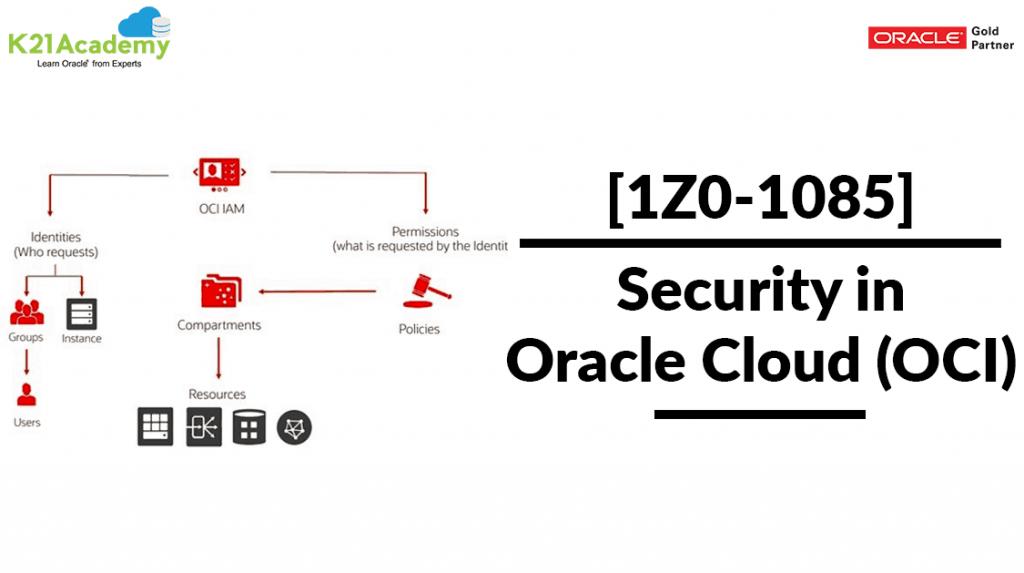 Security in Oracle Cloud