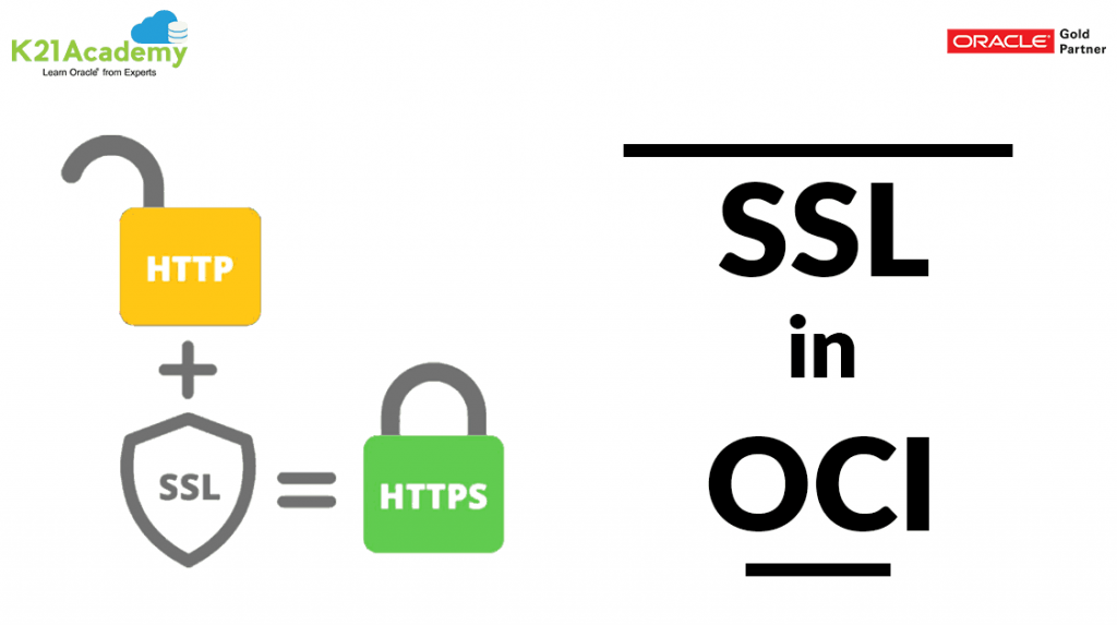 SSL in OCI