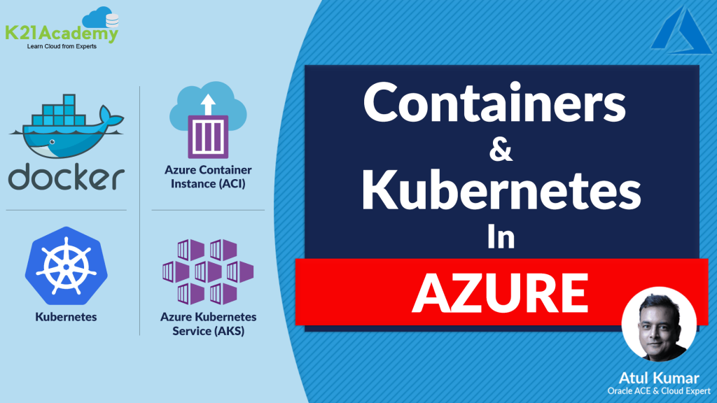 Azure Containers & Kubernetes