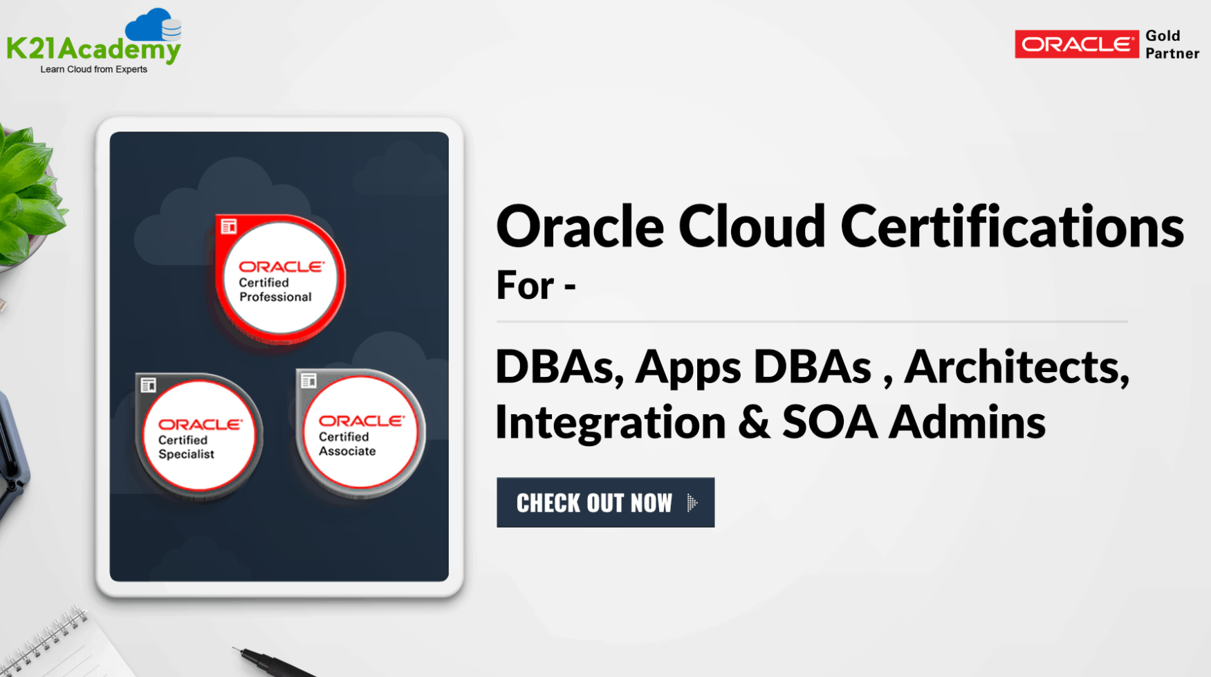 cloud oracle certifications dbas admins soa integration architects apps security certification