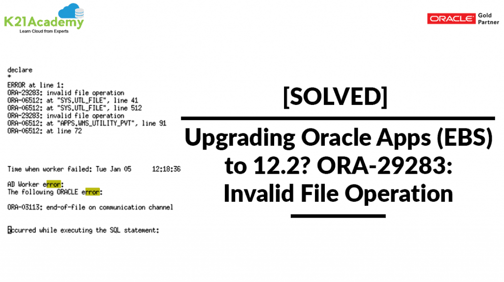 Invalid File Operation