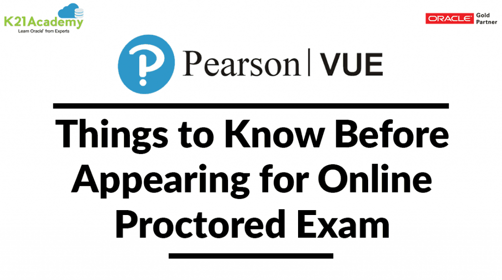 Online Proctored Exam