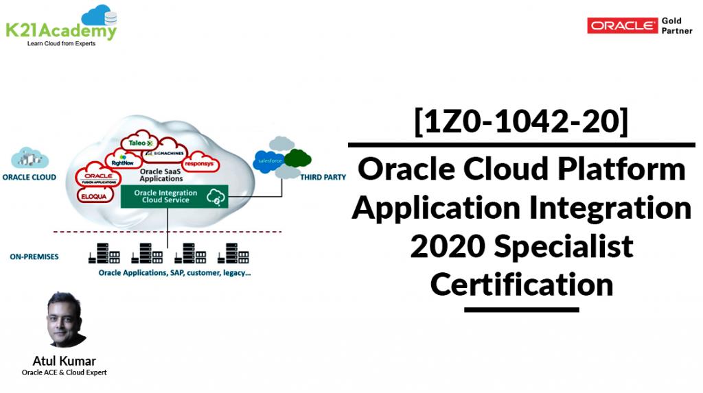 Oracle Cloud Platform Application Integration 2020