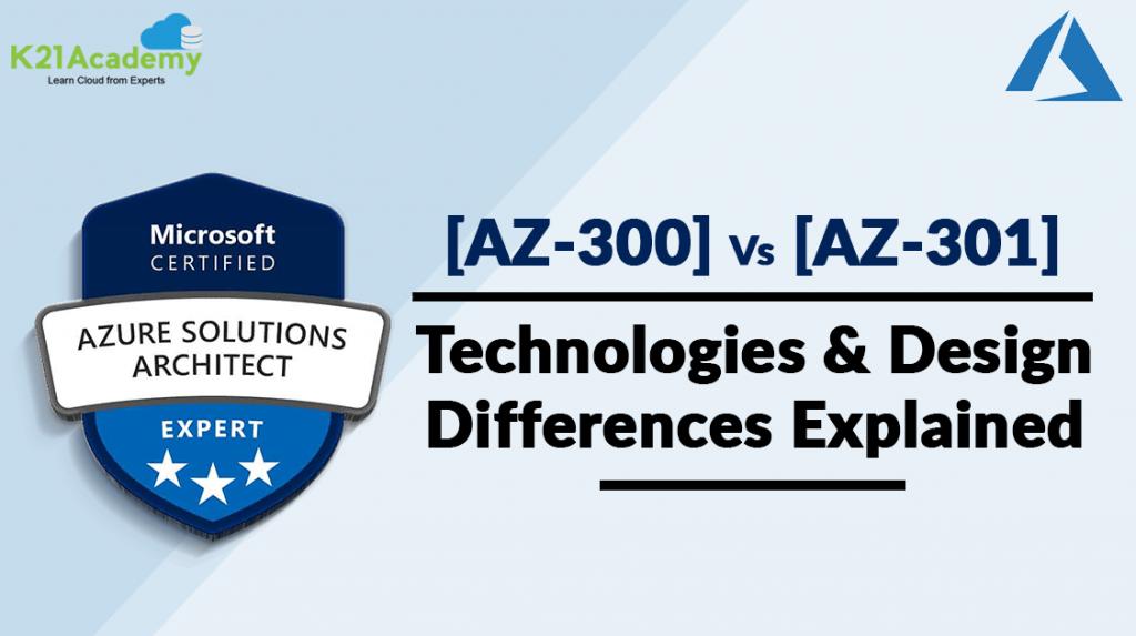 AZ 301 and 300