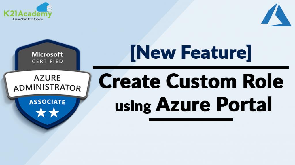 Azure Custom Roles