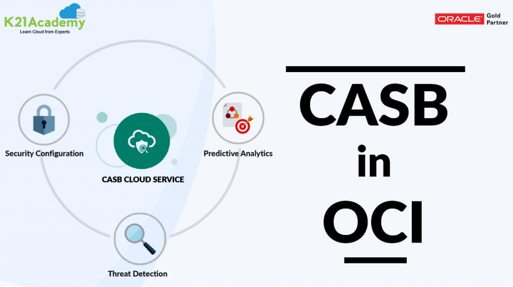 CASB in OCI