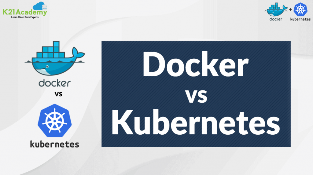 Kubernetes vs Docker