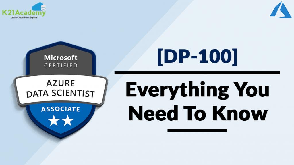 Microsoft azure dp 100