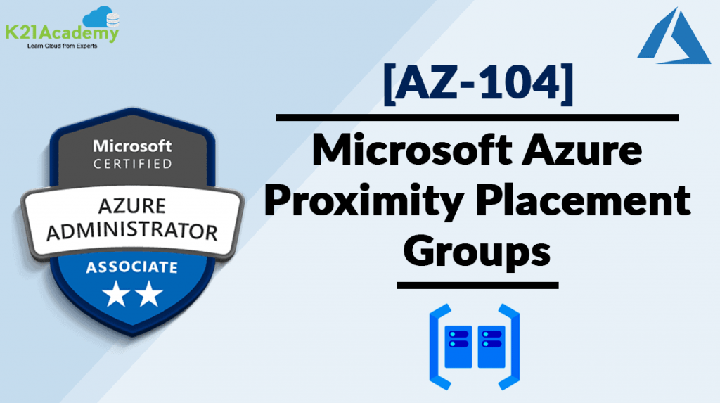 Proximity Placement Groups