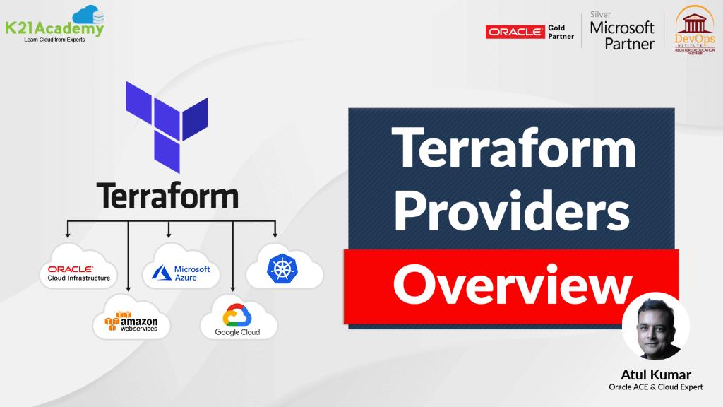 terraform providers