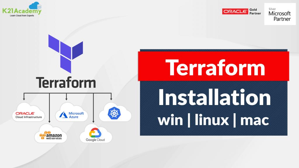 Install Terraform