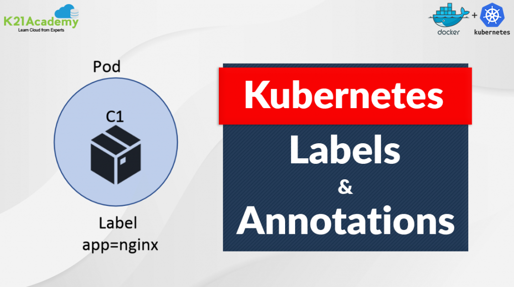 Labels and Annotations