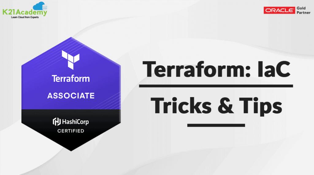 Tricks & Tips of Terraform