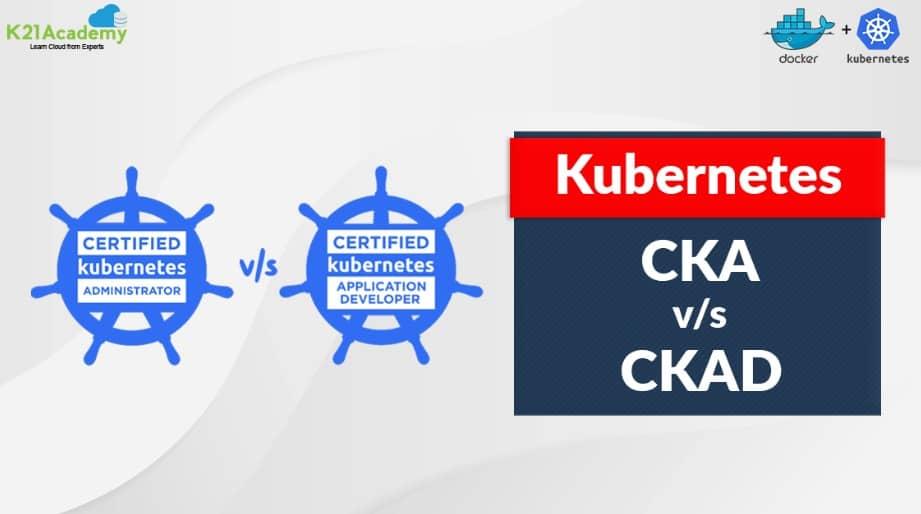 CKA vs CKAD