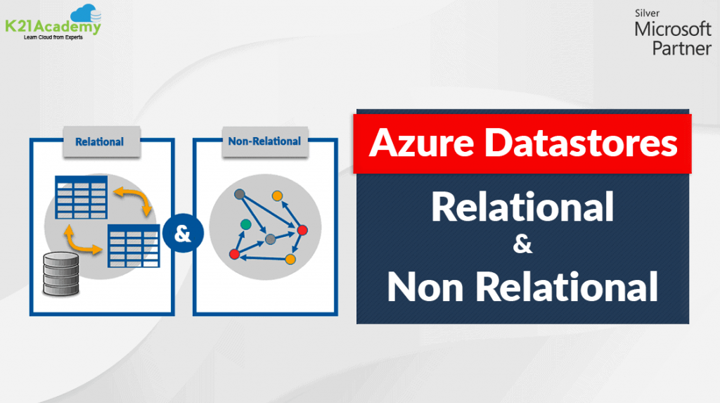 Relational and Non-Relational Datastores