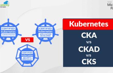 CKA vs CKAD vs CKS