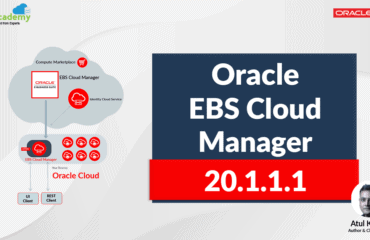 EBS Cloud Manager 20.1.1.1
