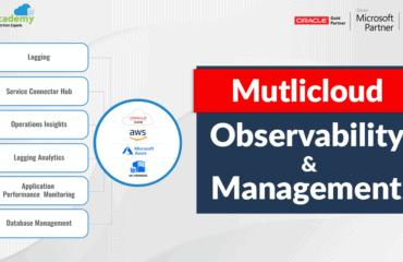 MMulticloud Observability Managementulticloud Observability Management