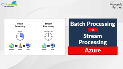 batch processing vs stream processing