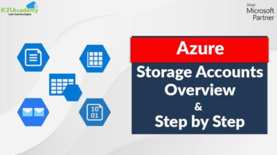 storage account
