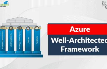 5 pillars of Azure Well-Architected Framework