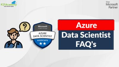 Microsoft Azure Data Scientist Associate DP-100 FAQ