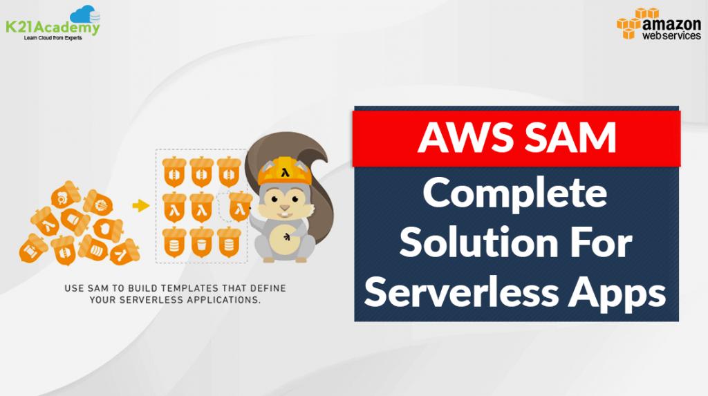 AWS Serveerless application model