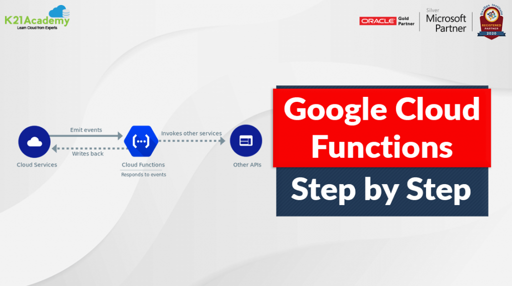 Google Cloud Functions: Step by Step