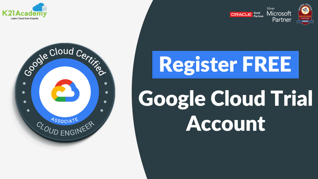 Google Cloud Free Trial Account
