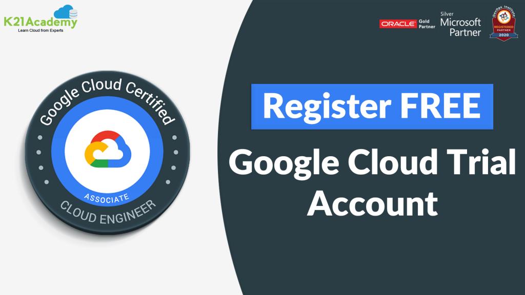 Google Cloud Free Trial Account