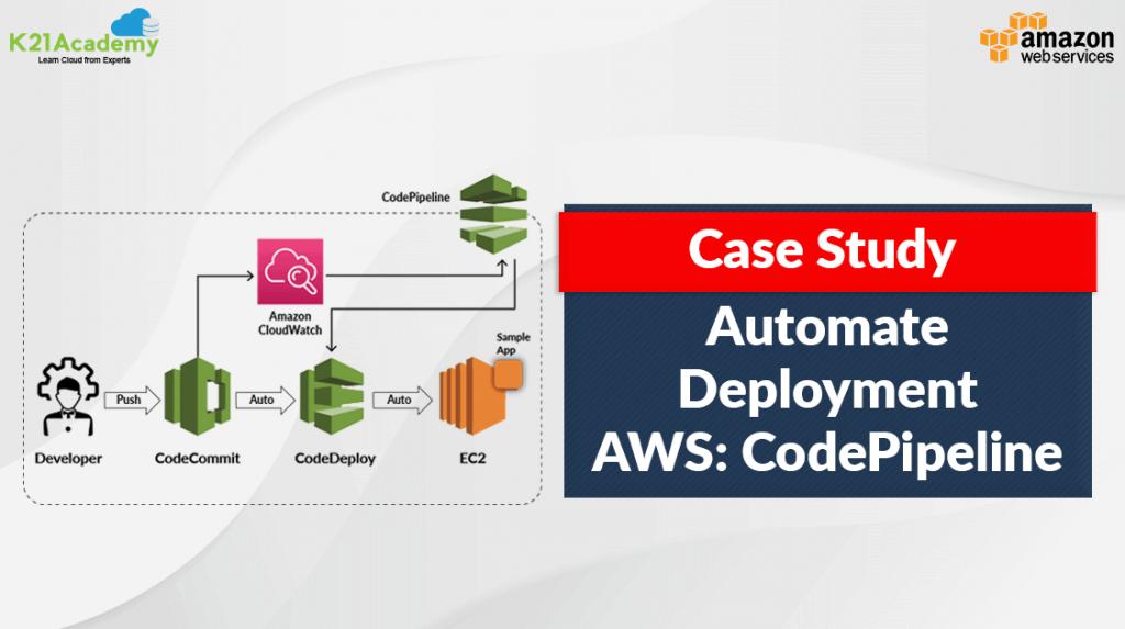 Deploy AWS CodePipeline