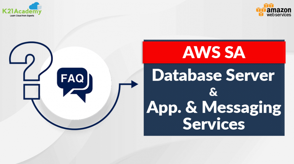 Database Server & Analytics and Application & Messaging Services