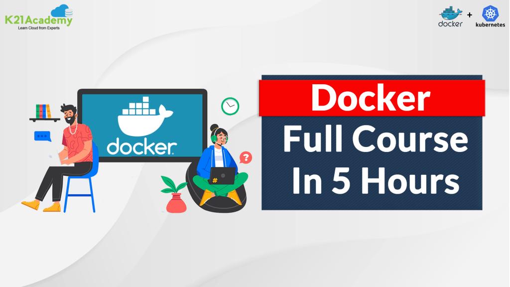 Docker Tutorial Full Course for Beginners