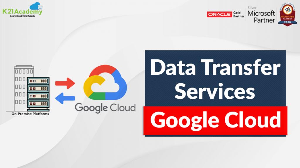 Google Cloud Data Transfer Service