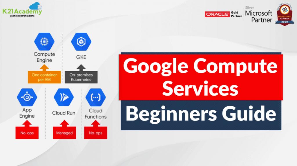 Google Compute Services