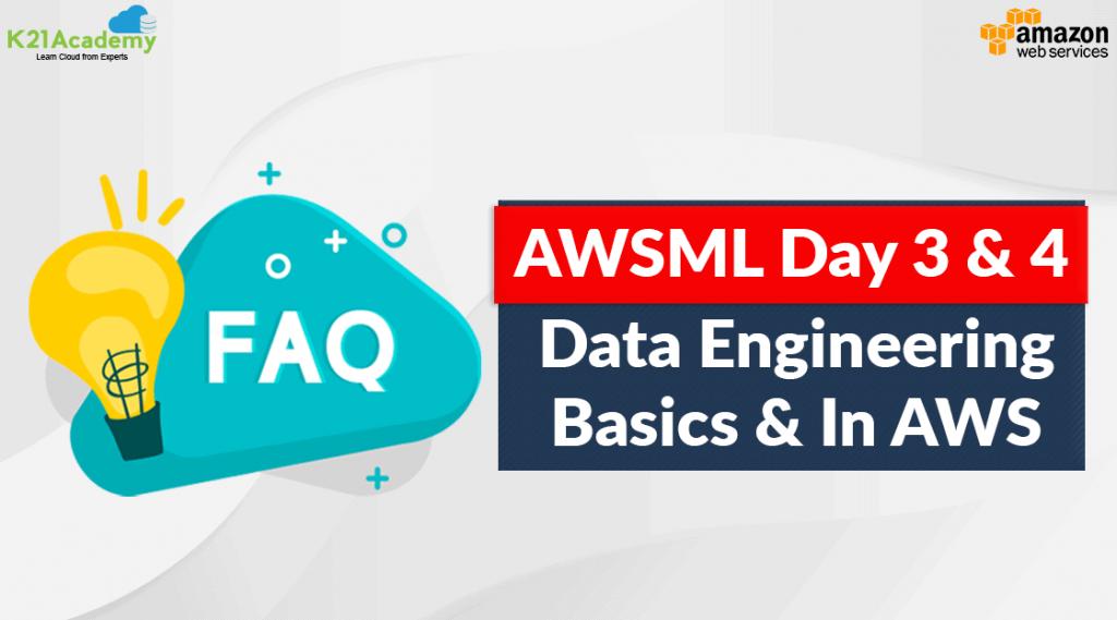 AWSML Question Answers
