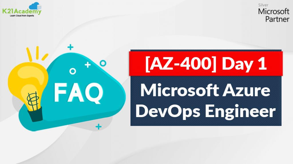 AZ-400 FAQ