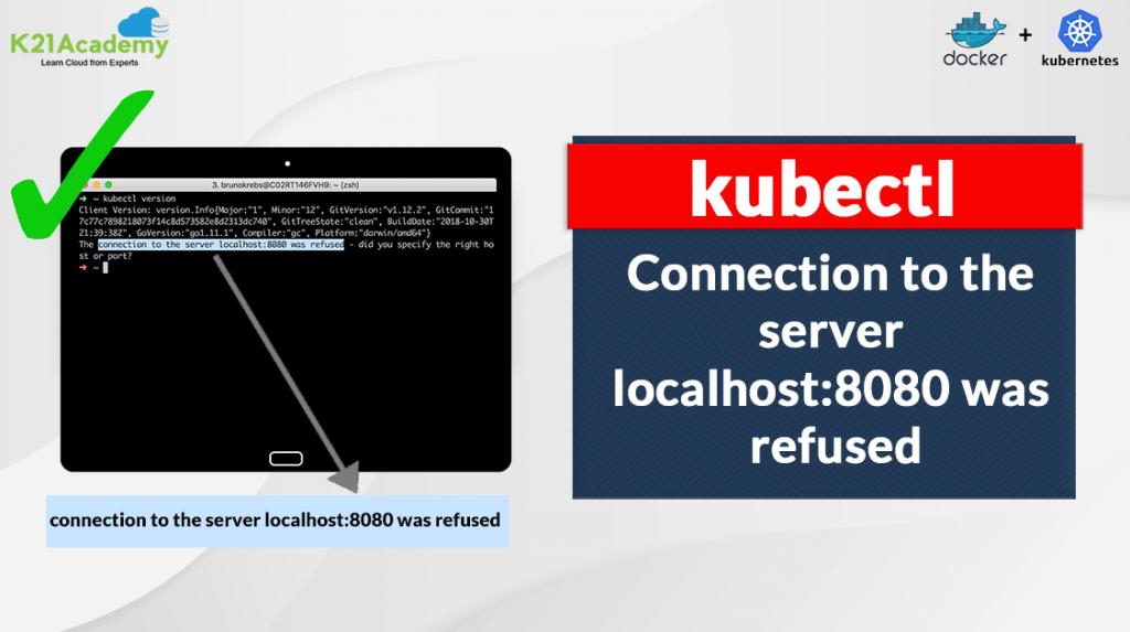 Kubectl_ErrorRefused