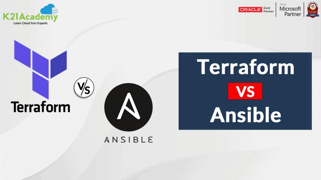 Terraform vs Ansible